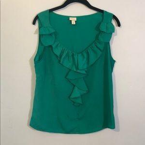 Merona blouse size M